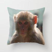You & Me Throw Pillow