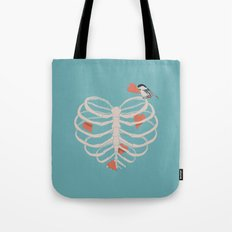 The Heart Collector Tote Bag