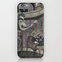 iPhone & iPod Case featuring The Stone of Folly by Richard J. Bailey