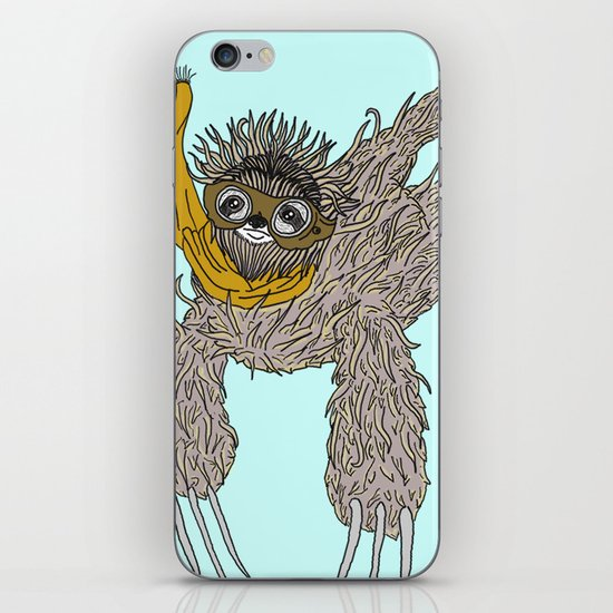 Impulsive Sloth iPhone & iPod Skin