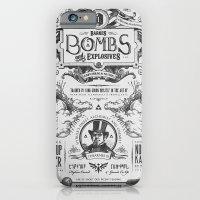 Legend Of Zelda Bomb Adv… iPhone 6 Slim Case