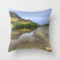 Buttermere, Lake Distric… Throw Pillow