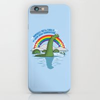 The Lochness Connection iPhone 6 Slim Case