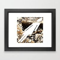 deadstep Framed Art Print