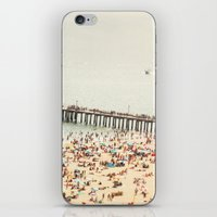 The Summers We Leave Beh… iPhone & iPod Skin