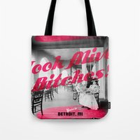 Detroit Boat Club Tote Bag