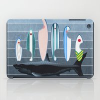 Shark Week - A Balanced … iPad Case