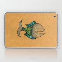 happy fish #4 Laptop & iPad Skin