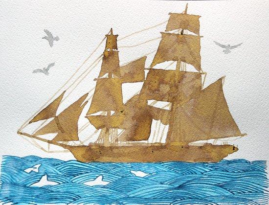 Accompanied - Acompañado - Accompagné Canvas Print