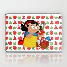 Snow White (apple) Laptop & iPad Skin