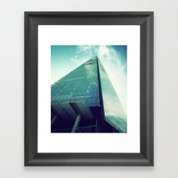 The Shard Framed Art Print