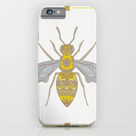 Mr Bee iPhone & iPod Case
