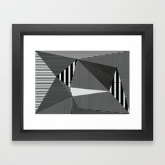 Today My Heart Swings Framed Art Print