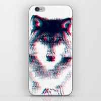 Act Like A Wolf.  iPhone & iPod Skin