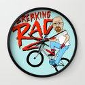 Breaking Rad Wall Clock