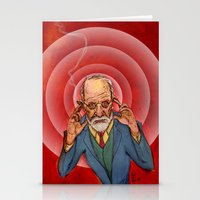 Herr Doktor Stationery Cards
