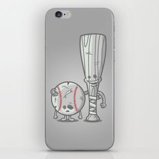 Bat-tered iPhone & iPod Skin