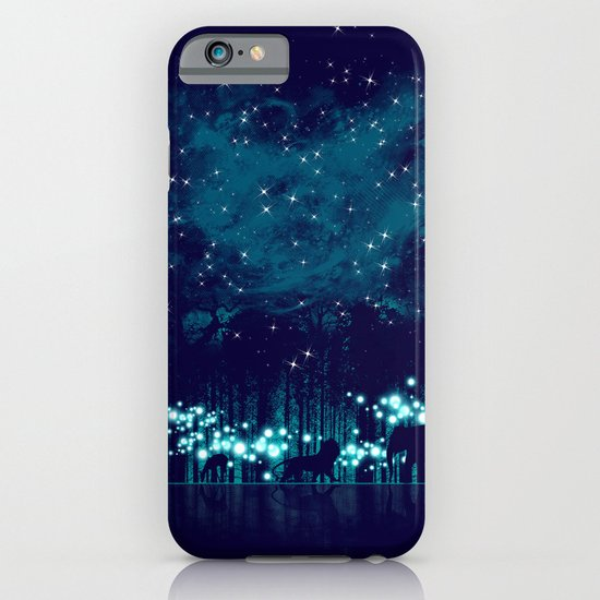 Cosmic Safari iPhone & iPod Case