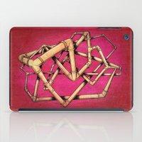 Hank Tube iPad Case