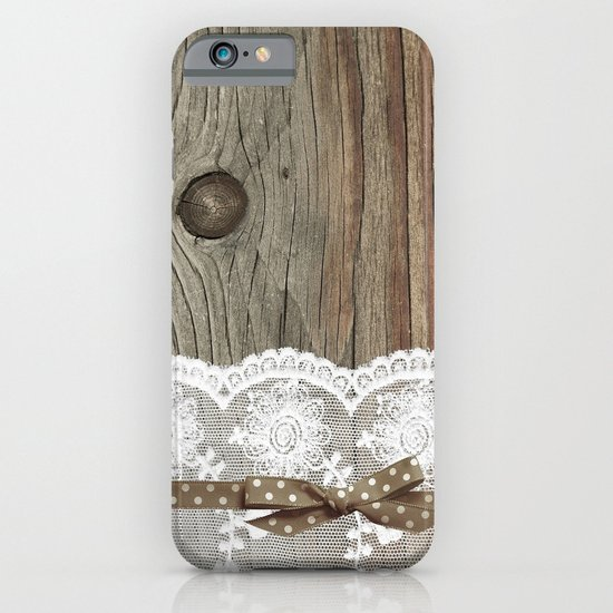FRENCH LACE iPhone & iPod Case