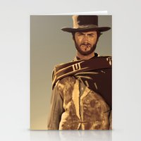 Clint Eastwood Stationery Cards