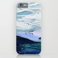 iPhone Cases featuring Blue Ridge by Ann Marie Coolick