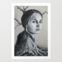 From the Earth Art Print