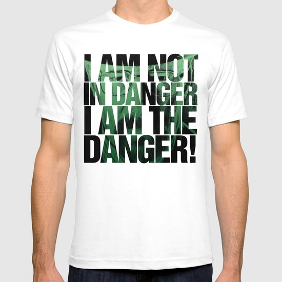Walter White Quote T-shirt