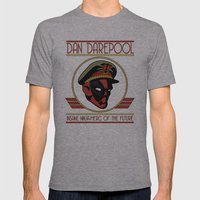 Dan Darepool: Insane Nin… Mens Fitted Tee Athletic Grey SMALL