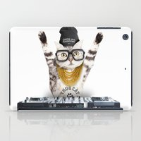 Thug Cat iPad Case