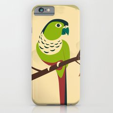 Green Cheek Conure Slim Case iPhone 6s