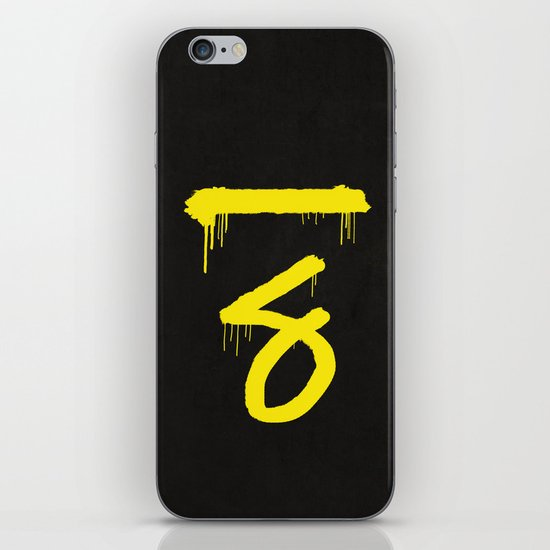 No. 7. Dead Man iPhone & iPod Skin