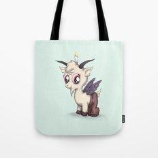My Little Baphomet Tote Bag