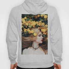 Floral Girl Hoody