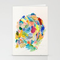It's like a fucking awesome incredible dream Stationery Cards