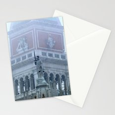 Justice on St Mark's Square Stationery Cards