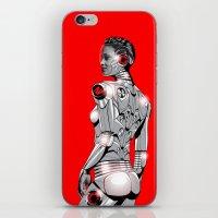 Life On Mars #1 iPhone & iPod Skin
