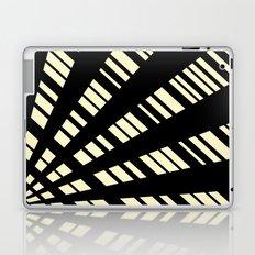 Fancy  |  Cream & Black Laptop & iPad Skin