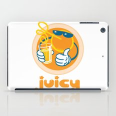 Juicy Orange iPad Case