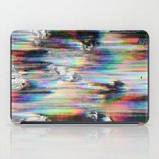 Spectral Wind Erosion iPad Case