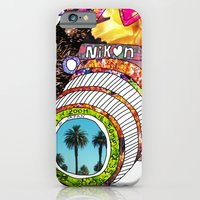 summer iPhone & iPod Cases featuring Picture This by Bianca Green
