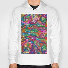 Colorful Abstract Hoody
