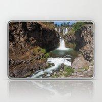 White River Falls Laptop & iPad Skin
