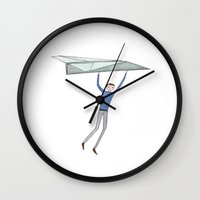 Hang On To Your Paper Ai… Wall Clock