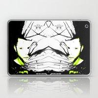 :: black holes and revelations Laptop & iPad Skin