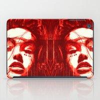 Queen Of Diamond iPad Case