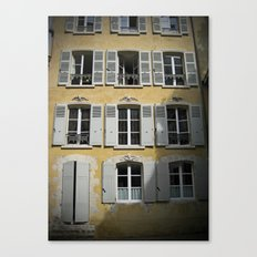 Maison Chartres Canvas Print