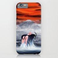 Resurrect Japan Digital Painting iPhone 6 Slim Case