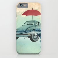 iPhone & iPod Case featuring VW Chance of rain in deep water by vin zzep
