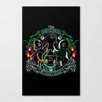 The Original Starters Canvas Print